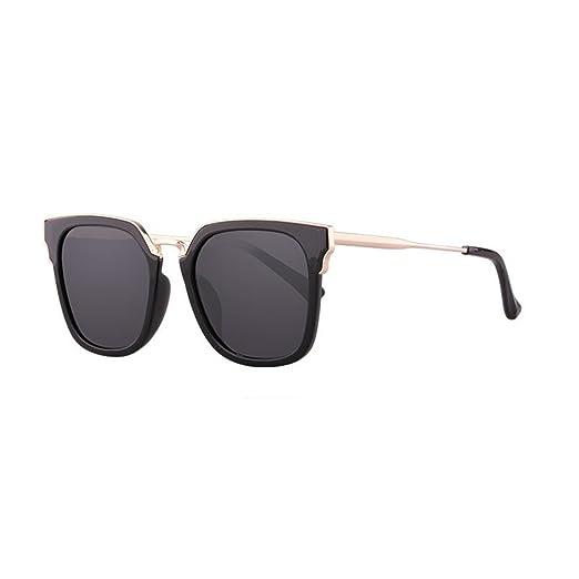 HONEY Ms. Fashion Polarisierte Sonnenbrille - Fahren, Reisen, Einkaufen ( Farbe : Black/pink )