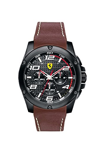 SCUDERIA FERRARI MEN'S SF RACING CHRONOGRAPH WATCH