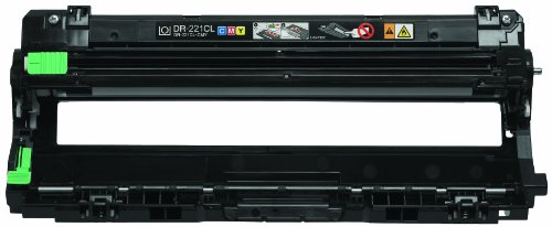 Genuine Brother DR221CL Four Drum Unit for MFC9130CW Printers Four Unit