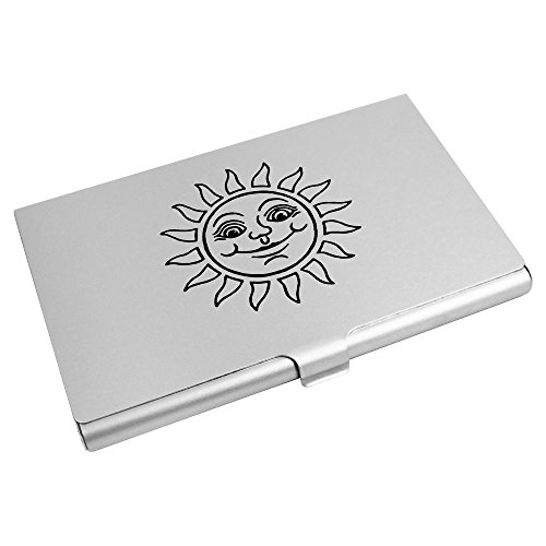 Credit Azeeda 'Sun' CH00000986 Card Card Wallet 'Sun' Holder Azeeda Business xYdqTvw4Aq