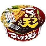 九州の味 サンポー  ごぼう天うどん 1箱:12食入り