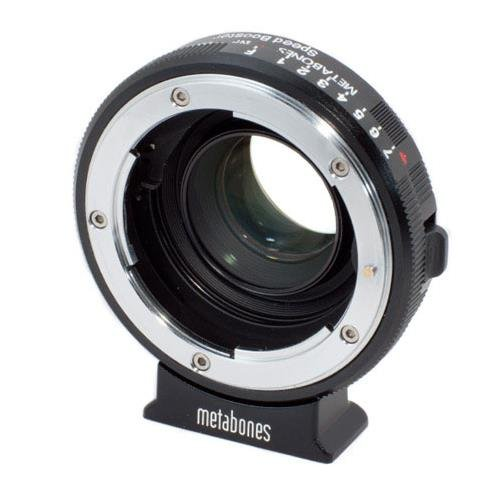 Metabones Nikon G Lens to Blackmagic Pocket Cinema Camera Speed Booster by Metabones