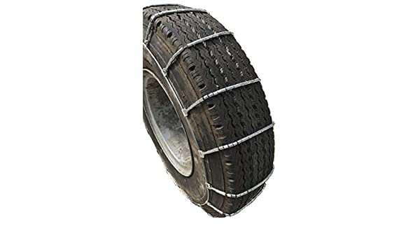 265//45 20 Truck SUV Cable Tire Chains Set of 2 TireChain.com 265//45R20
