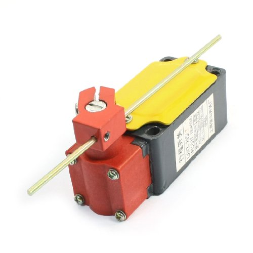 Rotating Lever Control Enclosed Limit Switch 0.8A 380VAC 0.15A 220VDC