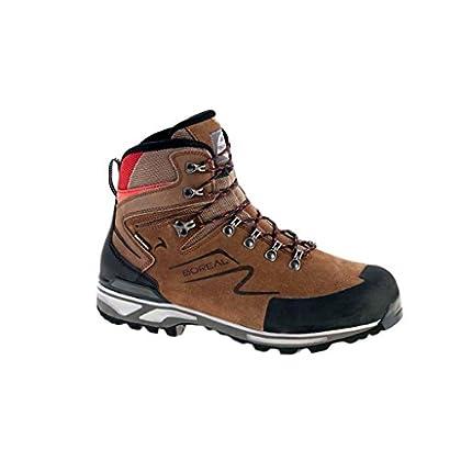 Image of Boreal Athletic Boots Mens Yucatan Lace WP Trekking 10.5 Marron 44853 Climbing