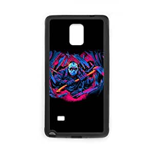 Samsung Galaxy Note 4 Cell Phone Case Black FRIDAY THE 13TH FORCEFUL ENTRY Zfgro