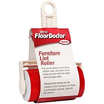 Amazon Com Floor Doctor Furniture Lint Roller Large