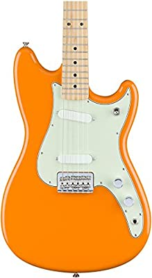 Fender Mustang 90, Rosewood Fingerboard, Silver by Fender Musical Instruments Corp.