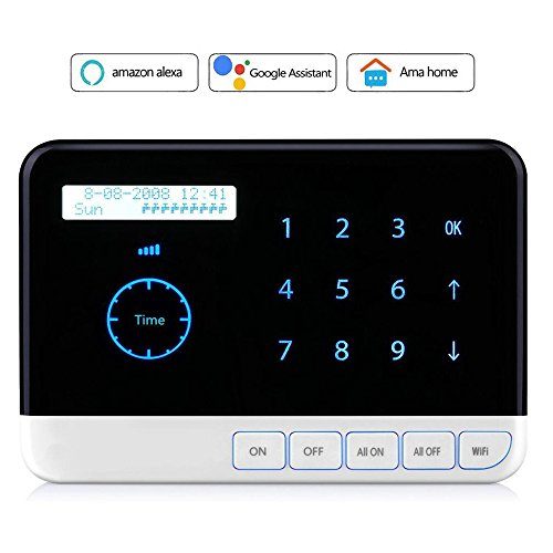 eSea Smart Sprinkler Controller, 9- Zone WiFi Irrigation Timer System Controller with Weather Forecast, Works with Google Assistant and Alexa, Weather aware and Remote access