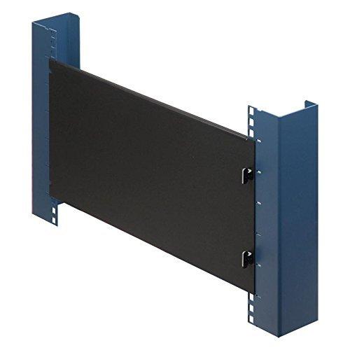 RackSolutions 4U Tool-less Filler Panel, Flanged (Filler 4u)
