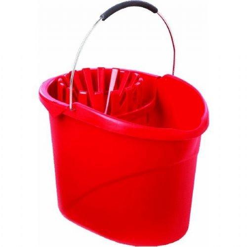 O-Cedar Perfunctory Wring Bucket 2.5 Gallon Bucket With Wringer