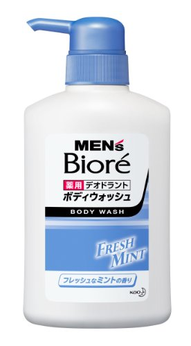 Mens Biore Deodorant Body Wash product image