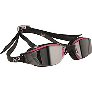 MP Michael Phelps Women's XCEED Swim Goggles, Made In Italy