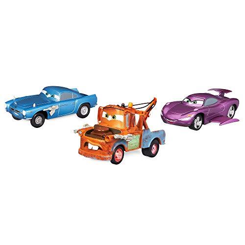 - Disney Cars Secret Agents Die Cast Set - 3 pc.