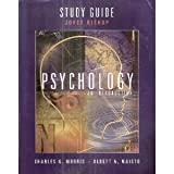 Psychology : An Introduction, Morris, Charles G. and Maisto, Albert A., 0130418528