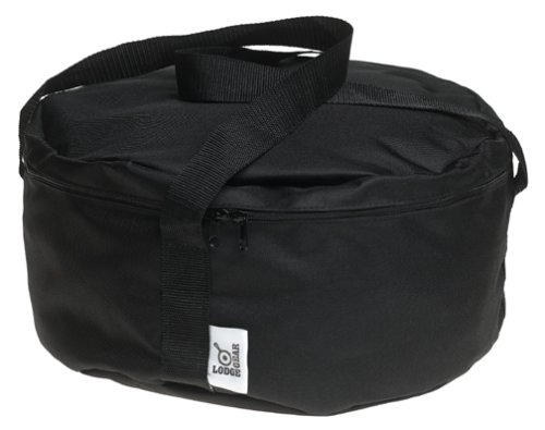 - Lodge Camp 14-Inch Dutch Oven Tote Bag
