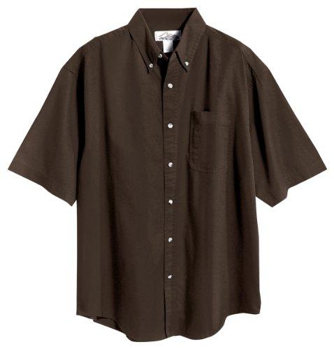 Tri-Mountain 768 Recruit Teflon Stain-Resistant Woven Shirt