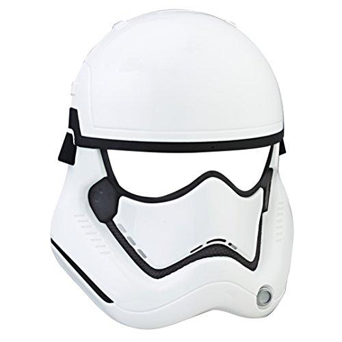 Star Wars: The Last Jedi First Order Stormtrooper Mask -