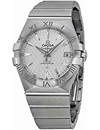 Men's 'Constellation' Swiss Automatic Stainless Steel Dress Watch, Color:Silver-Toned (Model: 12310352002002)