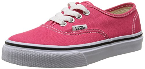 Vans K Authentic Pop, Unisex-Kinder Hohe Sneakers Rosa