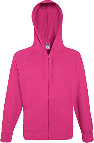 The Fuchsia survêtement Herren Veste capuche Of légère Fruit Loom Sportjacke de à 8nvNOm0w