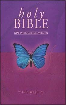 Book NIV Popular Bible: New International Version (Bible Niv)