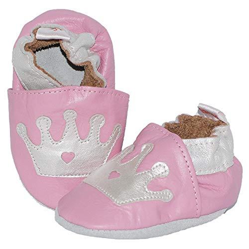 media taglia da principessa Babysteps bambina Scarpe rosa rosa xwqxO4C