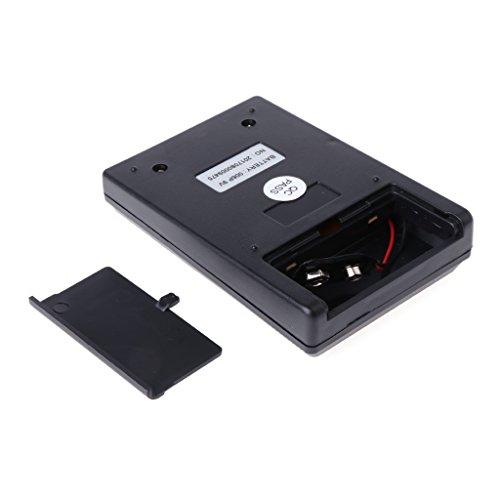 Qisuw Termómetro Digital Industrial -TM-902C Tipo K Digital LCD Termómetro -50°C a 1300°C con Sensor Termopareja: Amazon.es: Amazon.es