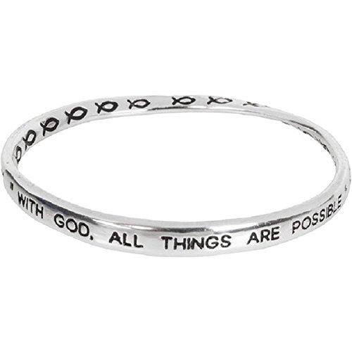 Matthew 19 Possible Scripture Bracelet product image