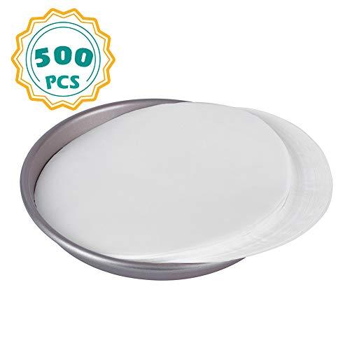- Parchment Paper Rounds-500,5 Inch, 5