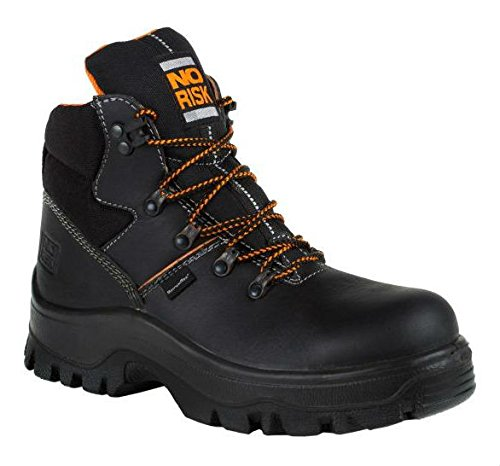 NoRisk® Sicherheitsstiefel, Arbeitsstiefel Franklyn, Waterproof, S3, Euro 84,99 schwarz