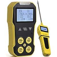 MULTIGAS Básico + Analizador de Bomba, Detector, Medidor