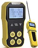 Basic MULTIGAS + Pump Analyzer, Detector, Meter