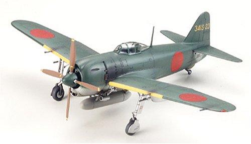 UPC 799457378540, Tamiya 1/72 Kawanishi N1K1-Ja Shiden Type 11