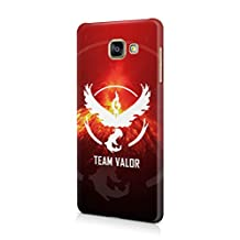 Pokemon GO Moltres Legendary Pokemon Hard Plastic Snap-On Case Cover For Samsung Galaxy A5 2016