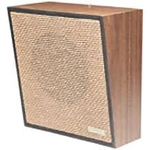 VALCOM - Talkback Wall Speaker - Brown