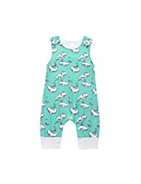 dd7df0ad810 Amazon.ca  Green - Rompers   Bodysuits   One-Piece Suits  Clothing ...