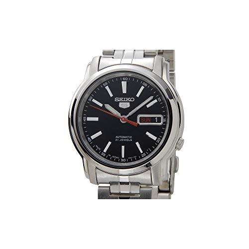Seiko 5 Automatic Japan - SEIKO 5 Made in Japan Automatic Mens Watch SNKL83J1