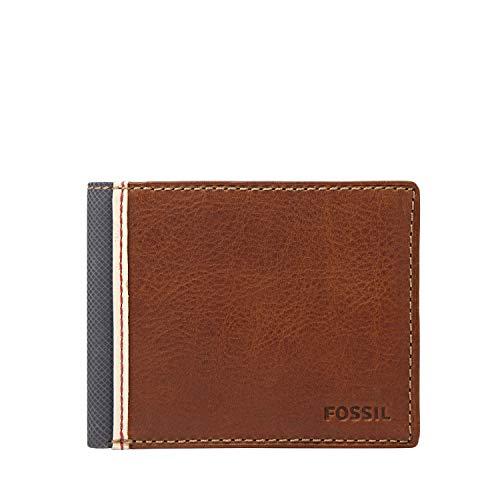 Fossil Men's Elgin Traveler Leather Wallet