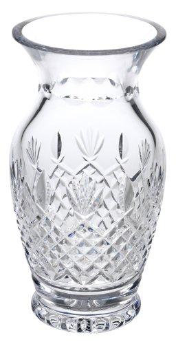 Killarney Crystal (Waterford Crystal Killarney 8-Inch Vase)