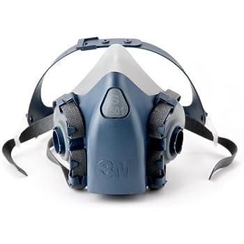 3M Half Facepiece Reusable Respirator 7501 37081(AAD), Respiratory ... ef5a50fe94
