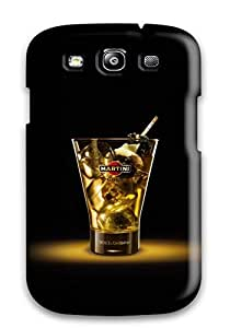 Anti-scratch And Shatterproof Drink Phone Case For Galaxy S3/ High Quality Tpu Case