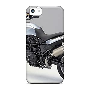 High Grade MikeEvanavas Flexible Tpu Cases For Iphone 5c - Bmw F 650 Gs 2009