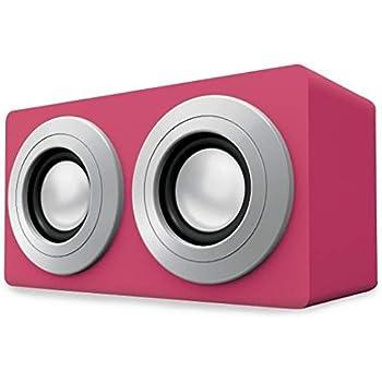 Amazon.com: Polaroid Wireless Stereo Bluetooth Wooden Mini