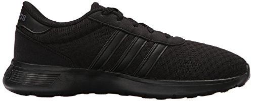 adidas Unisex-Adult Lite Racer Black/Black/Grey ILOovmVkB8