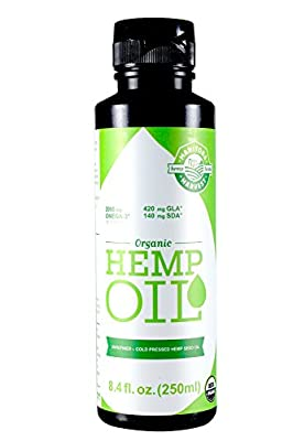 Manitoba Harvest Organic Hemp Oil by Manitoba Harvest
