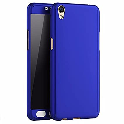 wholesale dealer 4af5d 4eef3 Vivo Y51L 360 Degree Full Cover from Mercator - Blue: Amazon.in ...