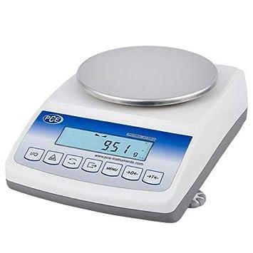 PCE Instruments - Balanza de precisión de la serie PCE BT 200: Amazon.es: Electrónica