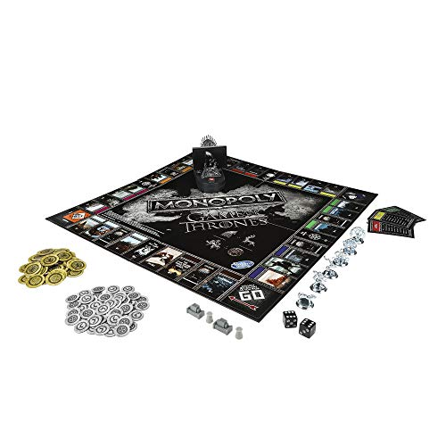 Monopoly Game of Thrones Board Game for Adults by Monopoly (Image #2)