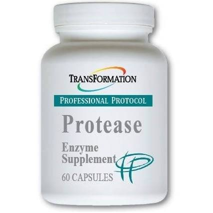 Transformation Enzymes Protease - Supports Healthy Circulation, Digestion, Immunity, and Elimination, Improve Tolerance On An Empty Stomach, 60 Capsules by TRANSFORMATION THE GENESIS OF GOOD HEALTH (Image #5)